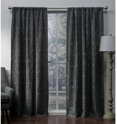 cortinas adamascadas