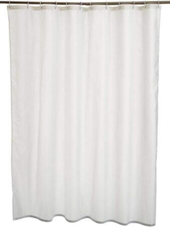 cortinas de baño lisas