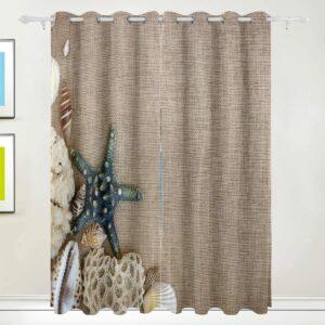 comprar cortinas de arpillera