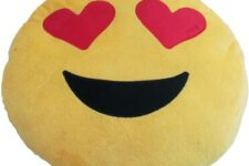 cojines emojis