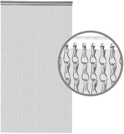 cortinas de aluminio