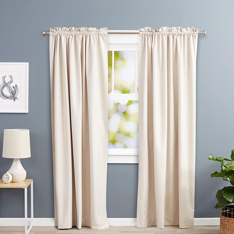cortinas de salón moderno