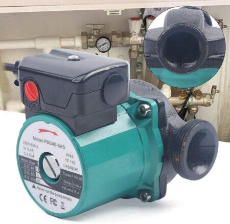bomba agua calefacción