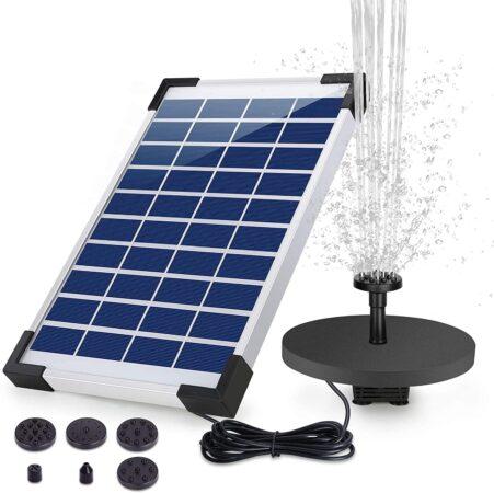 bomba agua solar