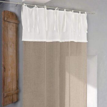 volantes de cortinas para salón