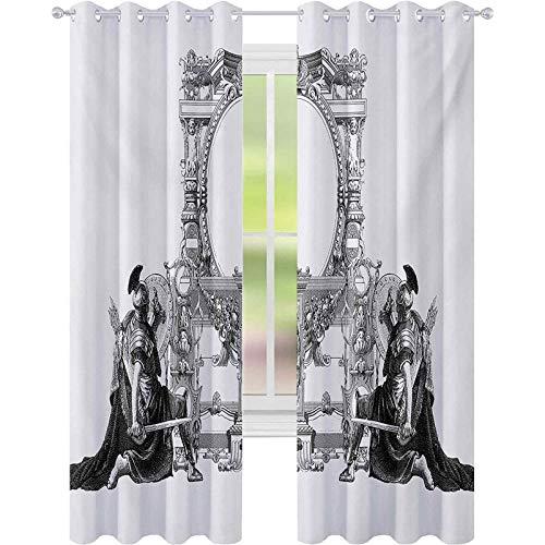 cortinas opacas diseño gladiator