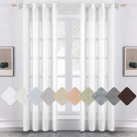 decoración de cortinas para salón