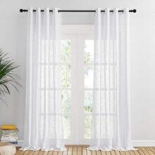 cortinas blancas hit