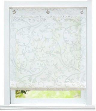 cortinas sin agujeros