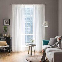 cortinas translúcidas