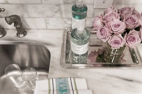 el baño en decoración atemporal