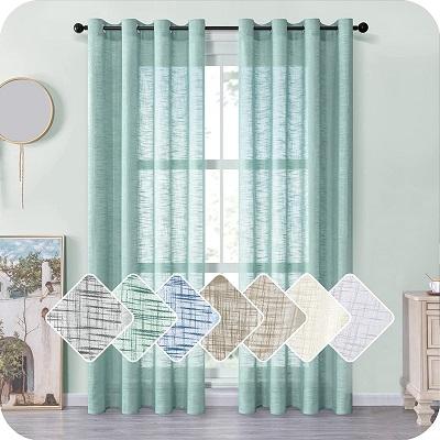 comprar cortinas para salón comedor