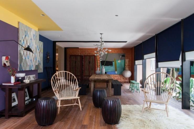 interiores de casas bonitas salon