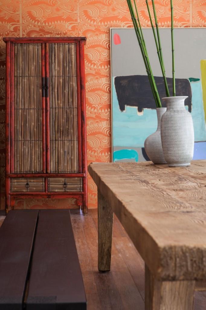 interiores de casas bonitas salon oriental