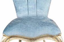 muebles estilo rococó silla barroca