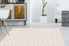 alfombras de vinilo para salón