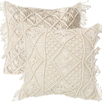 cojines de crochet