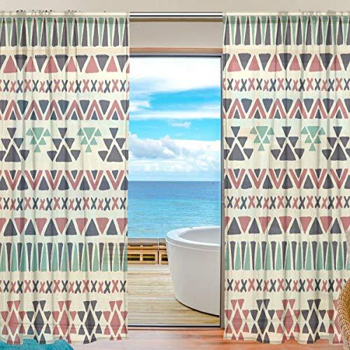 cortinas africanas
