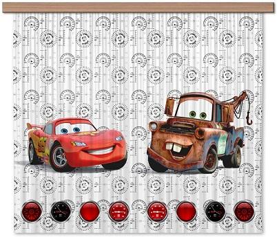 cortinas de cars disney